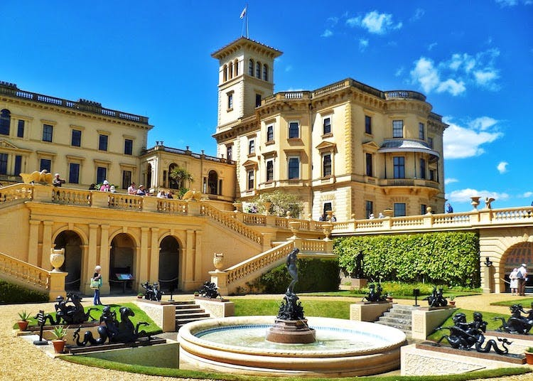Haven Hall Hotel visit Osborne House