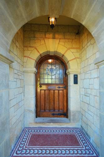 Haven Hall Hotel Front Door