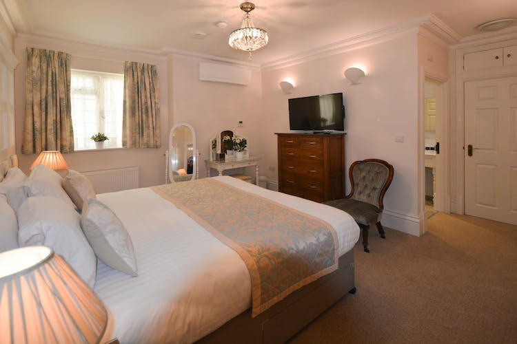 Haven Hall Hotel Garden Suite 1 Bedroom