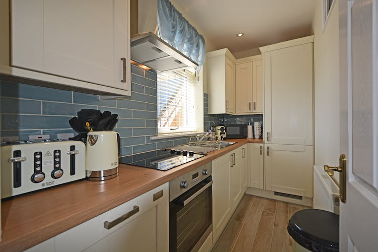 Haven Hall Hotel Garden Suite 4 kitchen