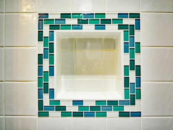Haven Hall Hotel Sea View 1 Bedroom Shower shelf