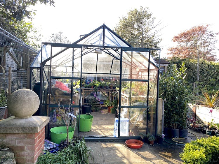 Haven Hall Hotel Greenhouse