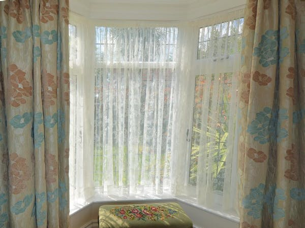 Haven Hall Hotel. Gardenia Suite bedroom window