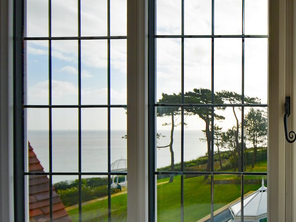 Haven Hall Hotel Bedroom 6 Sea view