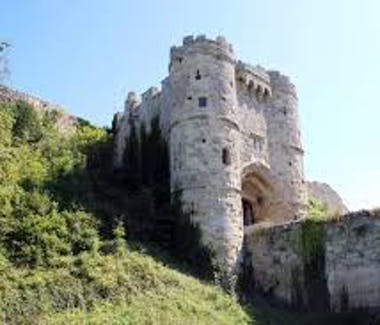 Carisbrook Castle. Isle of Wight