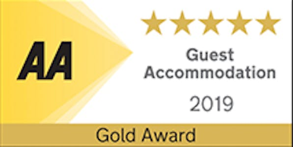 Haven Hall Hotel. AA 5-Star Gold Award