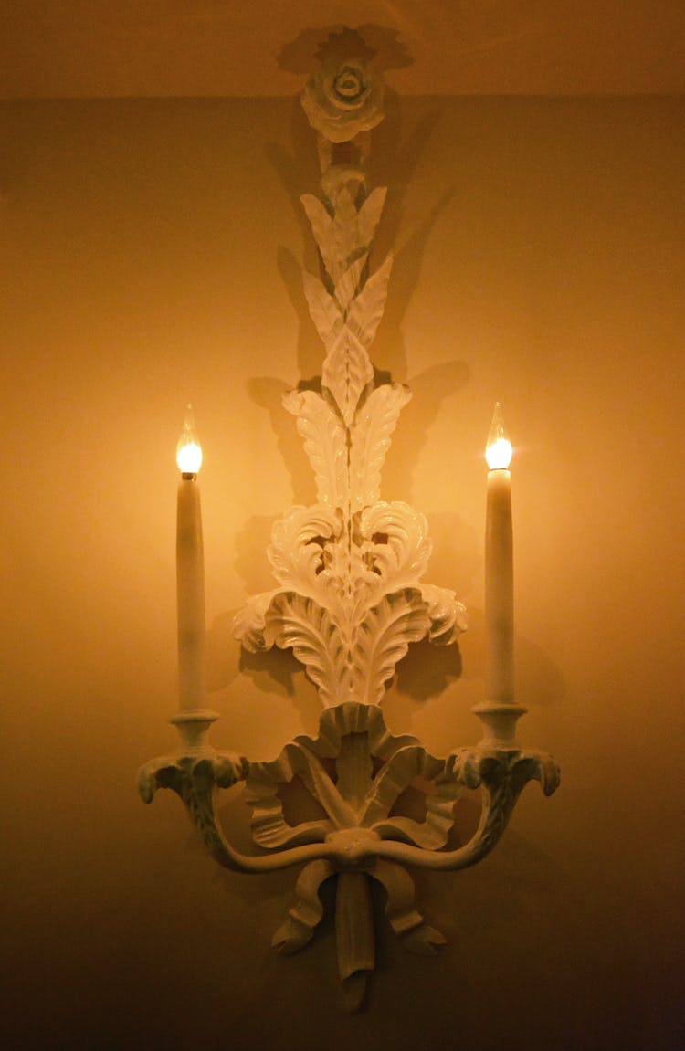 Haven Hall Hotel Italian Wall Light
