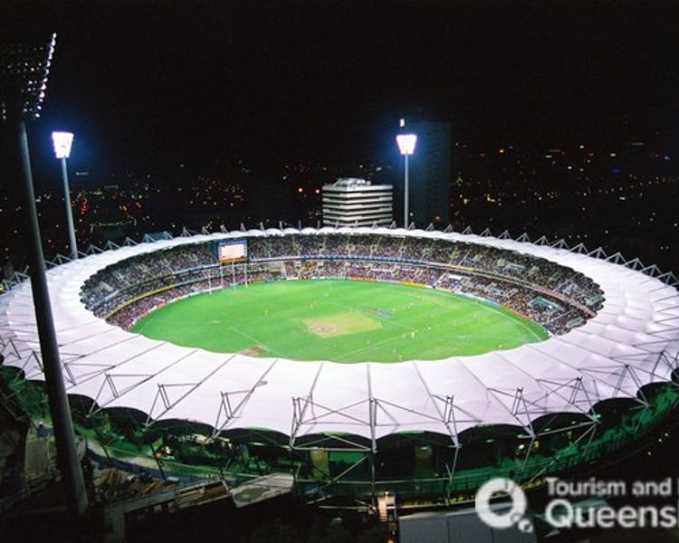The Gabba - Wooloongabba Brisbane