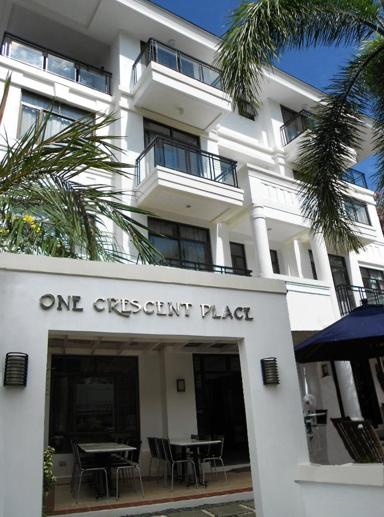 One Crescent Place Hotel is located in Station 1 Area, at the back of Balabag Church, non-beach front hotel but just less th