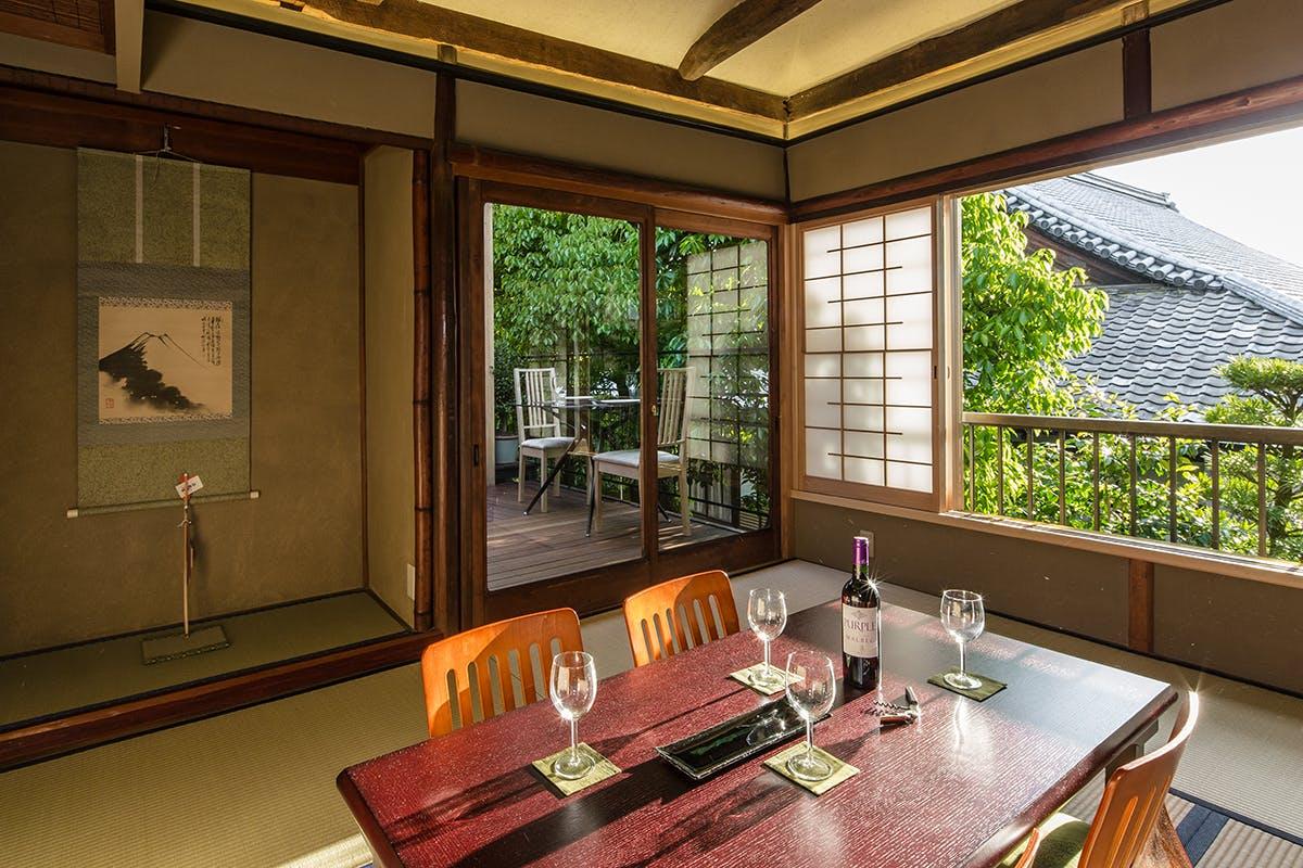 Temple Garden View Suite | Machiya Maya Gion