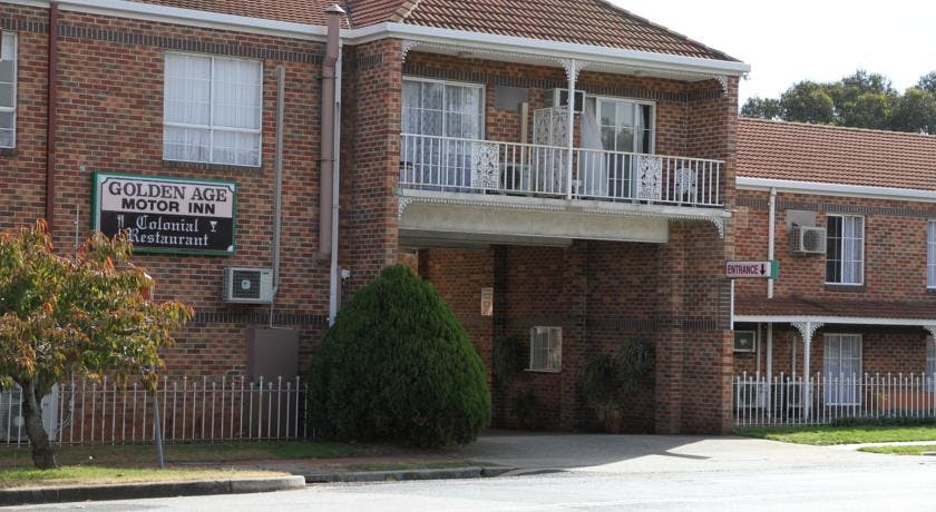 Golden Age Motor Inn a treasure of little gems & great deals. From our friendly service to the warm cosy rooms & fab food.
