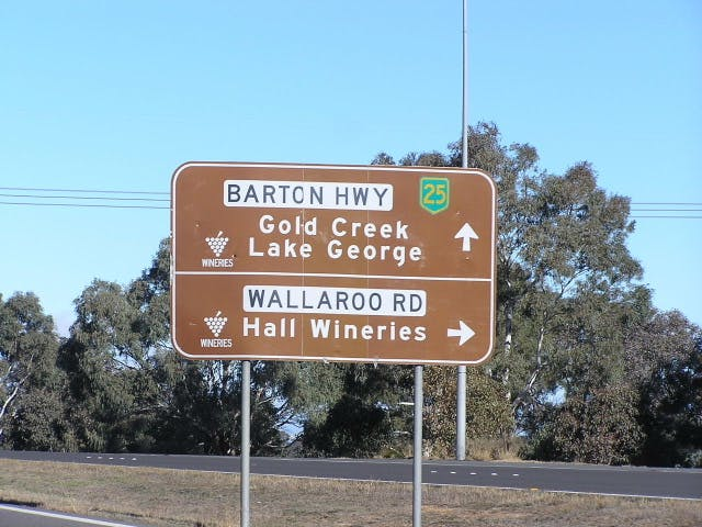 Home to many wineries