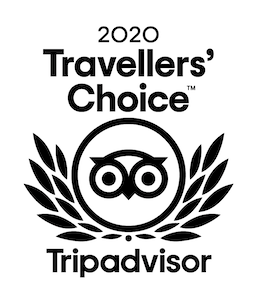Tongariro Crossing Lodge was named a 2020 TripAdvisor Travellers' Choice award winner.