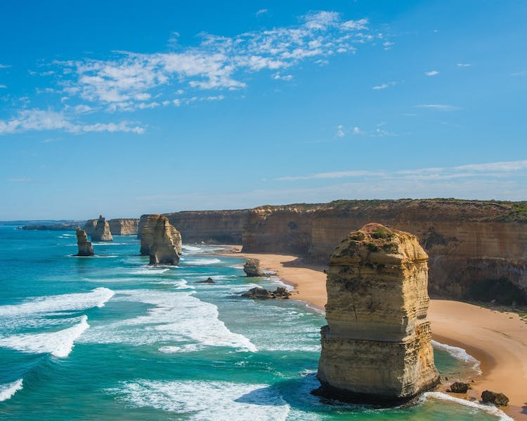 Port Campbell National Park 12 Apostles stacks