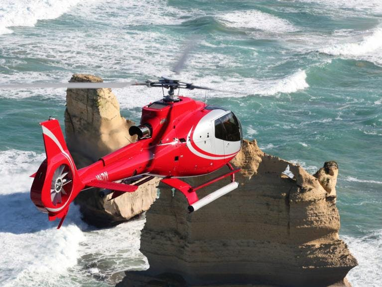12 Apostles Helicopters scenic flights
