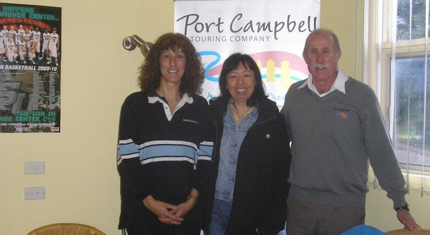 Portside Motel Port Campbell Josie and John plus guest