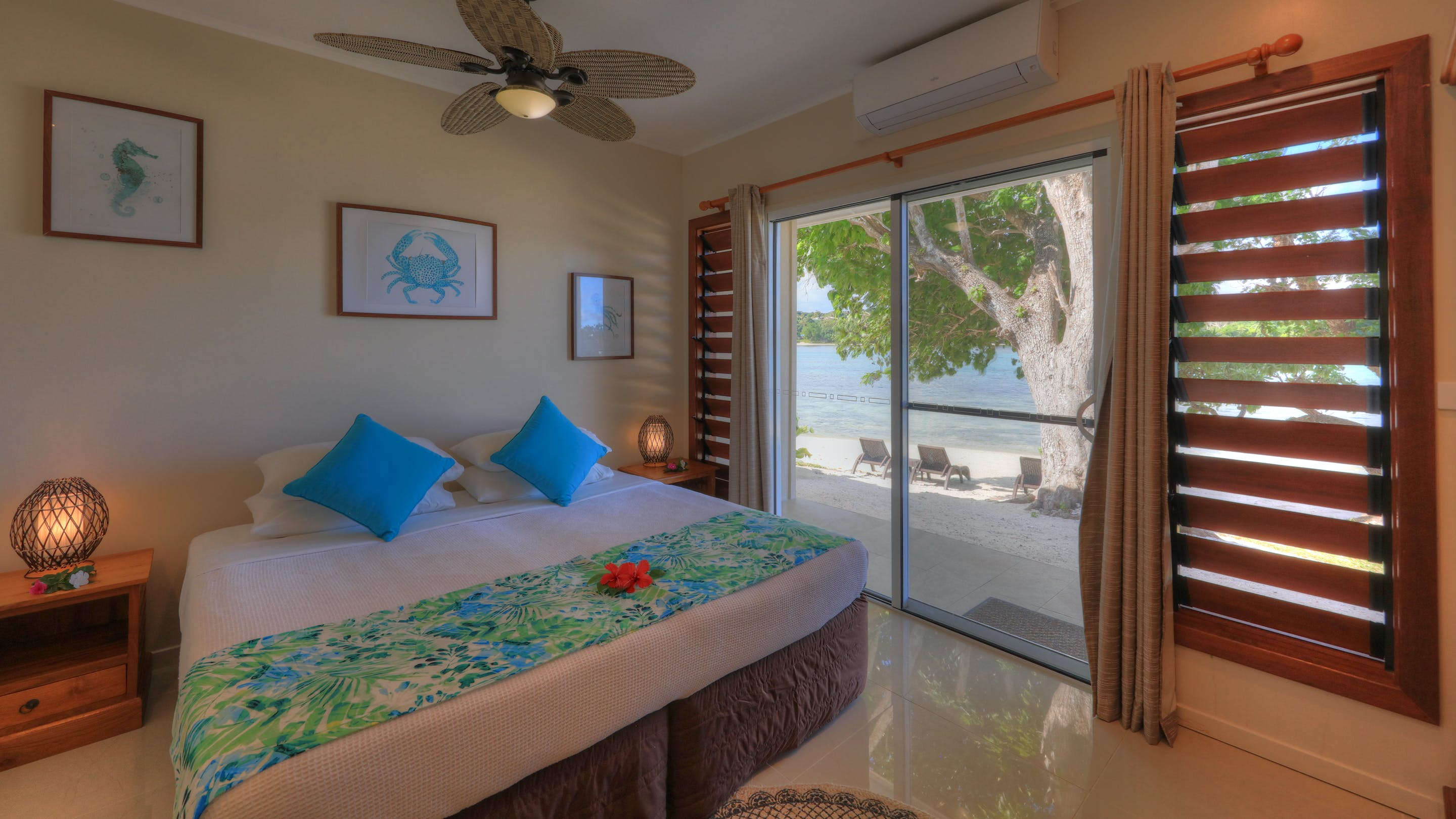 2nd Bedroom Beach cottage