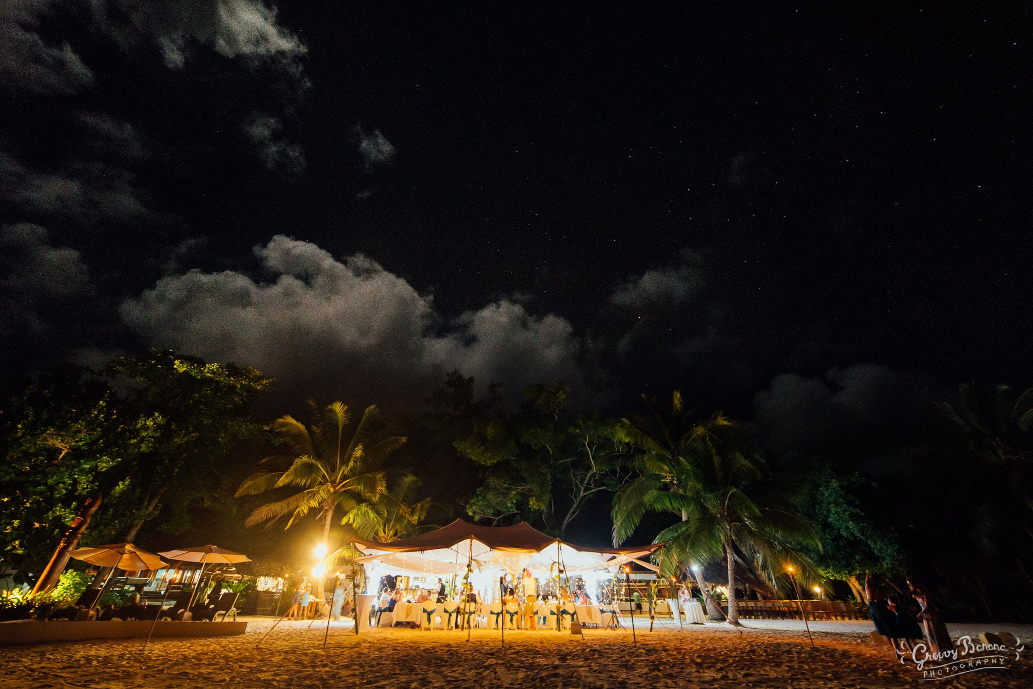 Calypso Beach Wedding Reception #erakorbeachweddings #weddingreceptionthebeachsouthpacific #Vanuatutropicalbeachweddings