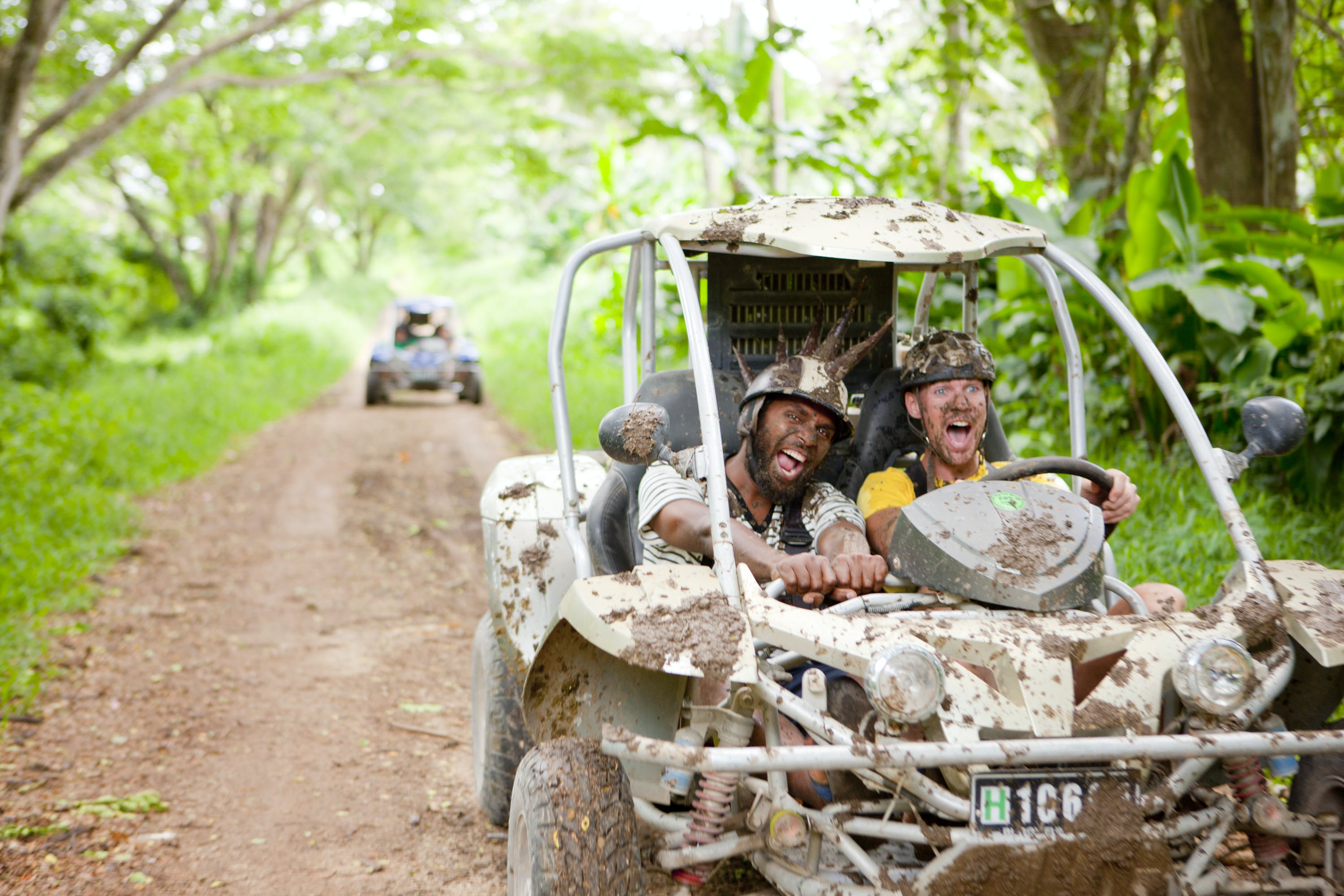 Buggy Adventures #toursvanutau #erakorislandresort Vanuatu tourism