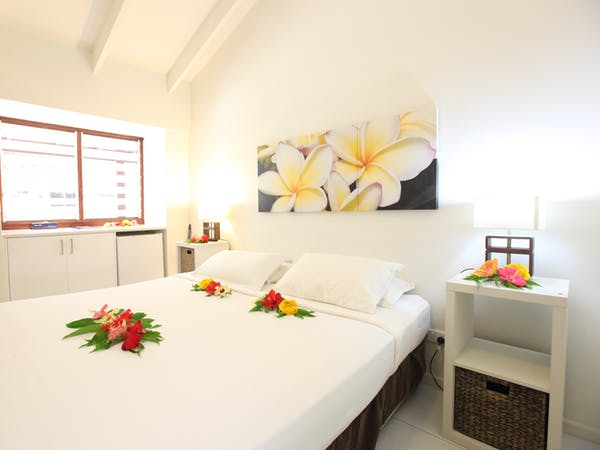 Garden Room - King Bed erakor island resort & spa #erakorislandresort #vanuatuholidays #tropicalislandholiday