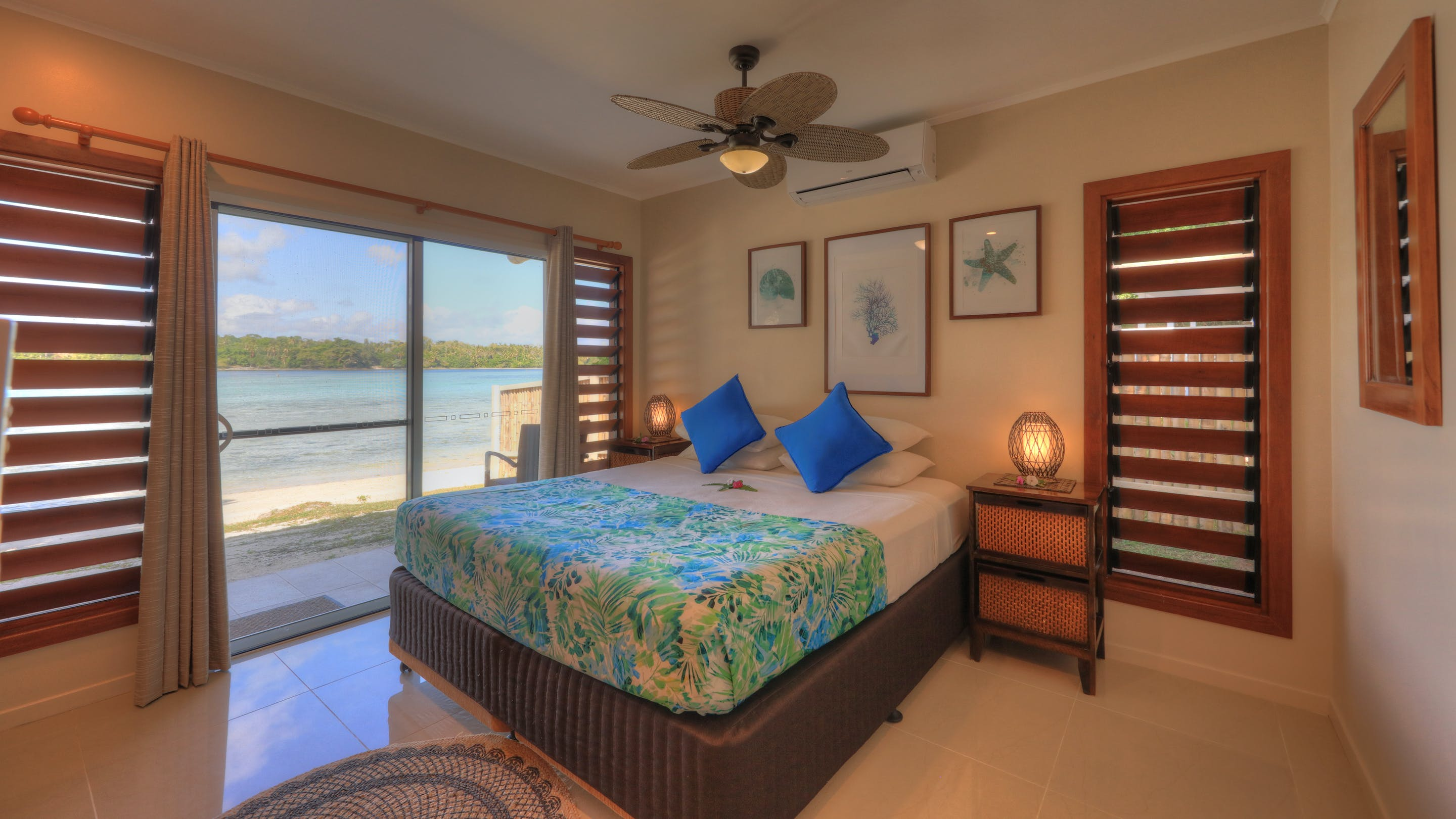 erakor island resort beach cottage #erakorislandresort #tropicalislandholiday erakor island resort beach cottage bedroom