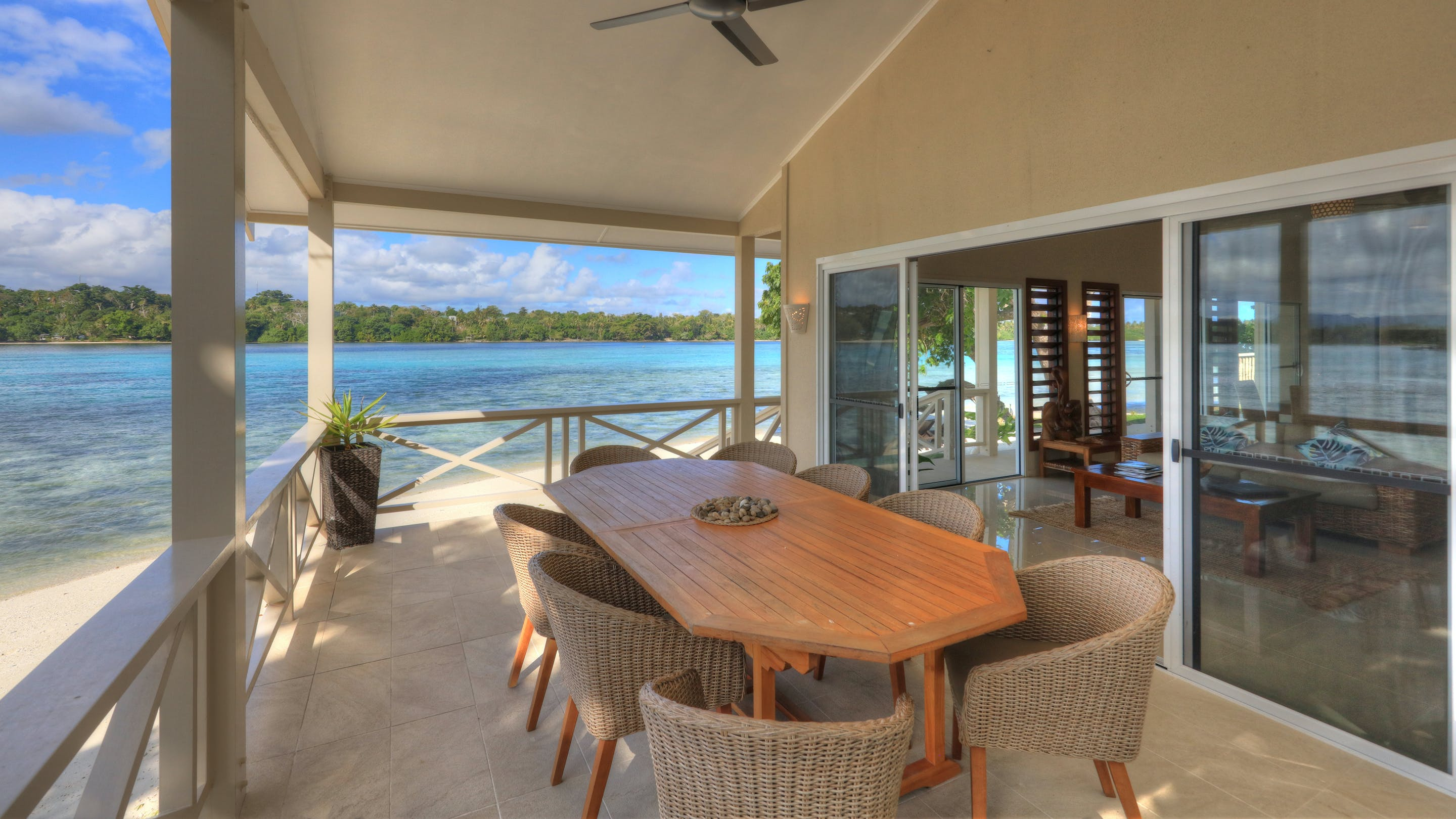 erakor island resort beach cottage #erakorislandresort #tropicalislandholiday erakor island resort beach cottage deck
