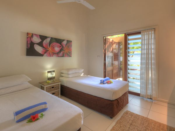 erakor island resort garden room #erakorislandresort #tropicalislandholiday #Vanuatuaccommodation