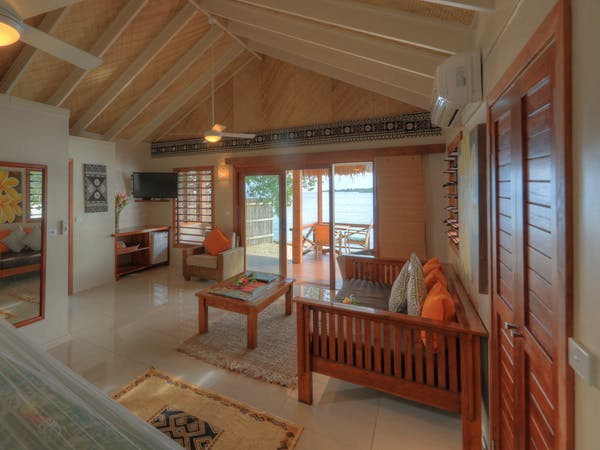 erakor island resort honeymoon pool villa #erakorislandresort #tropicalislandholiday #Vanuatuaccommodation