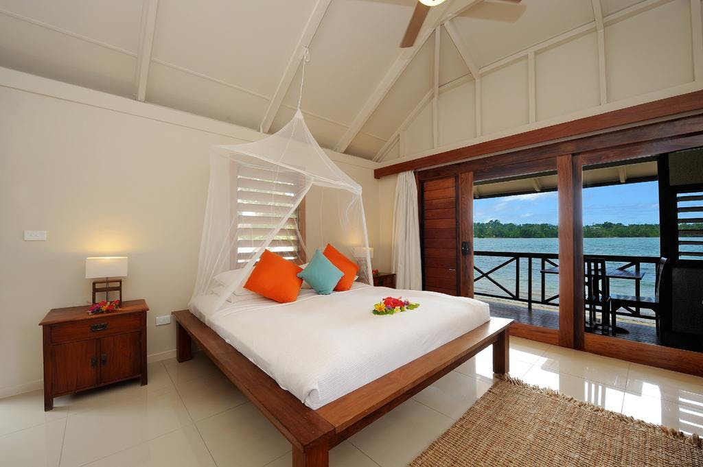 Lagoon Villa - King Bed