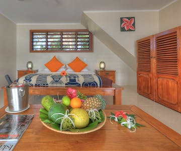 #Vanuatuaccomodation #welcomefruitbasket #erakorislandresort&spa