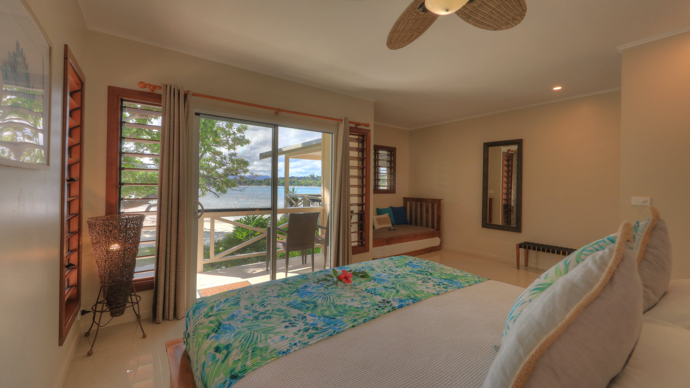 erakor island resort beach cottage #erakorislandresort #tropicalislandholiday #Vanuatuaccommodation