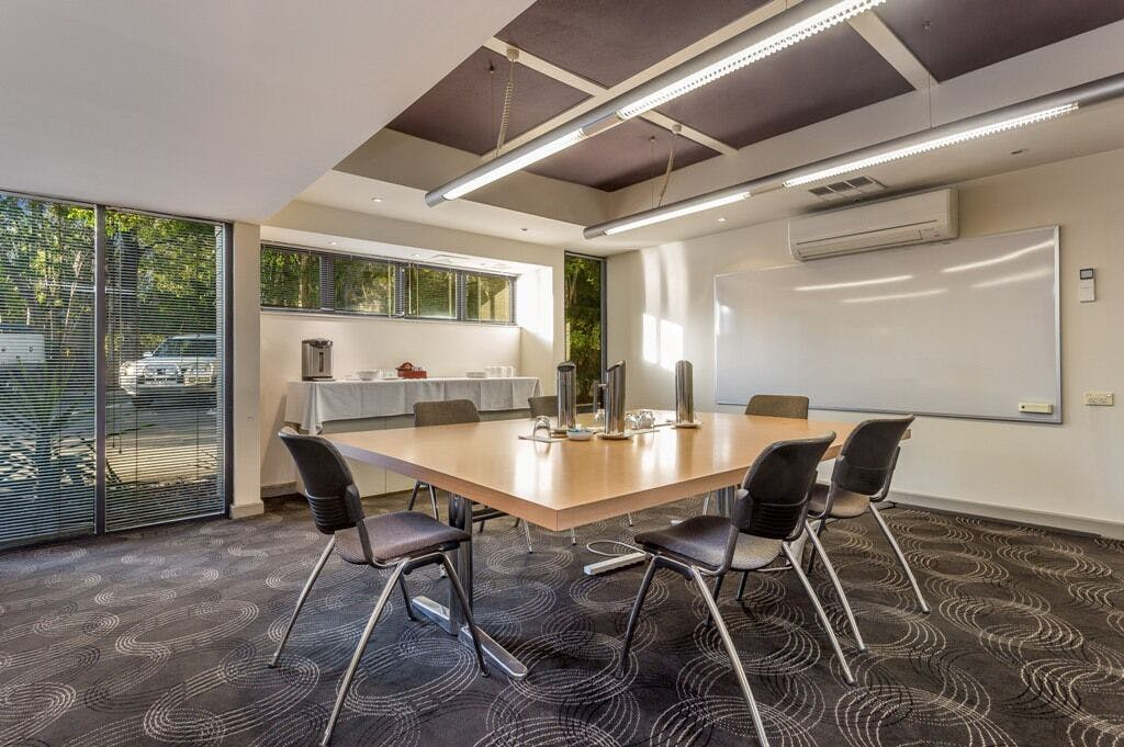 Boardroom hire at the Airport International Motel Brisbane