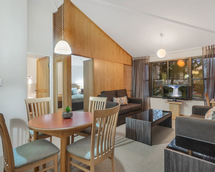Comfortable 2 bedroom suites in Hamilton Brisbane
