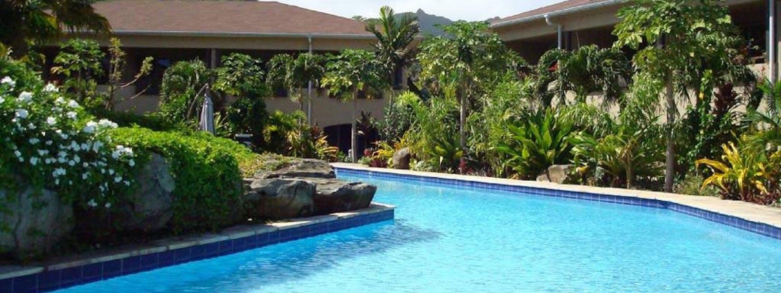 Home Sunset Resort Rarotonga Cook Islands
