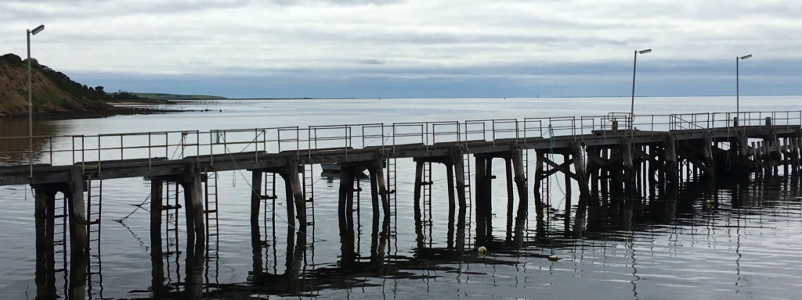 Kingscote Fishing Jetty