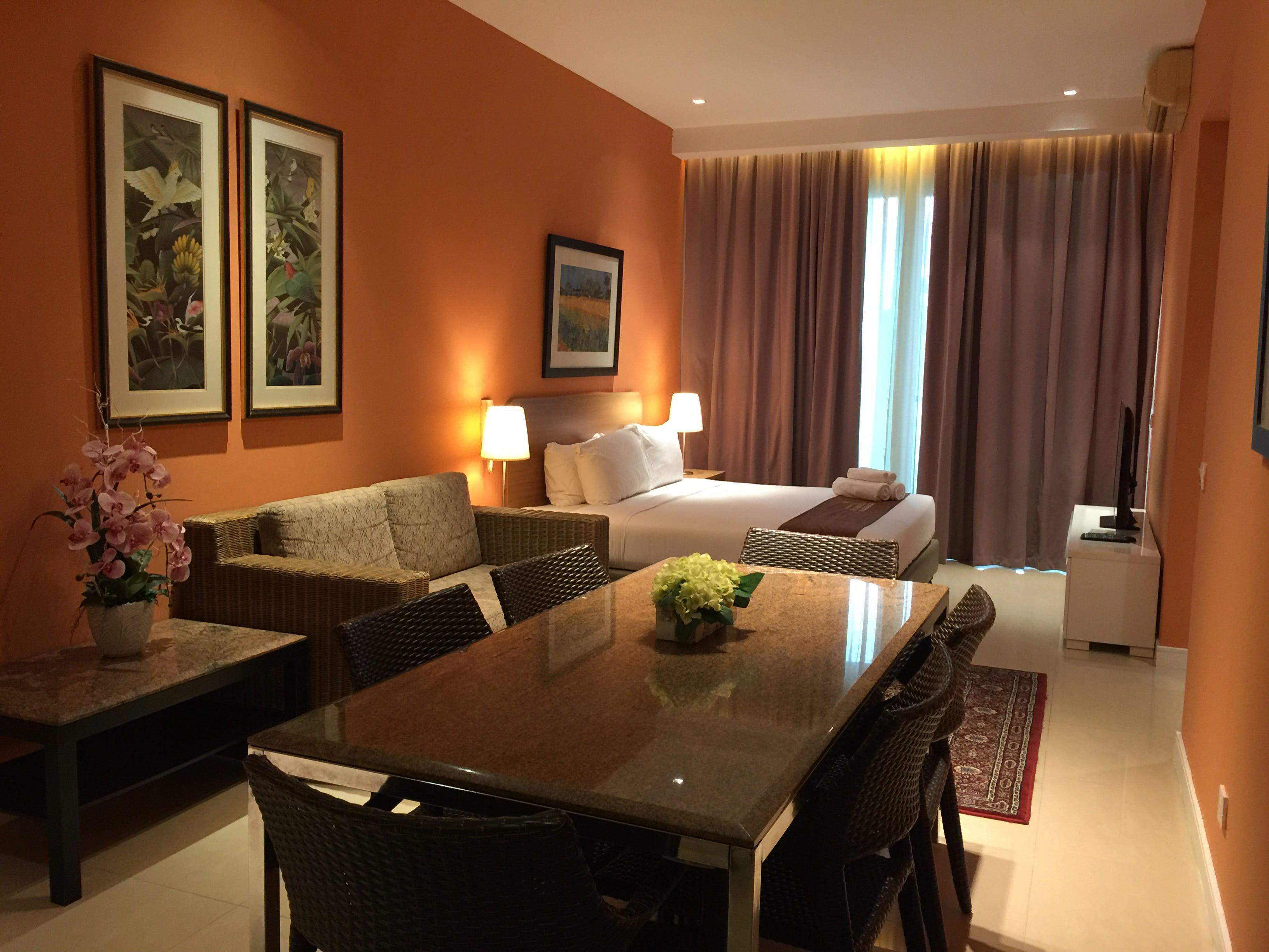 2 BR Executive Suite
