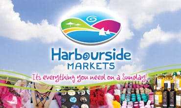 Harbourside Markets Every Sunday