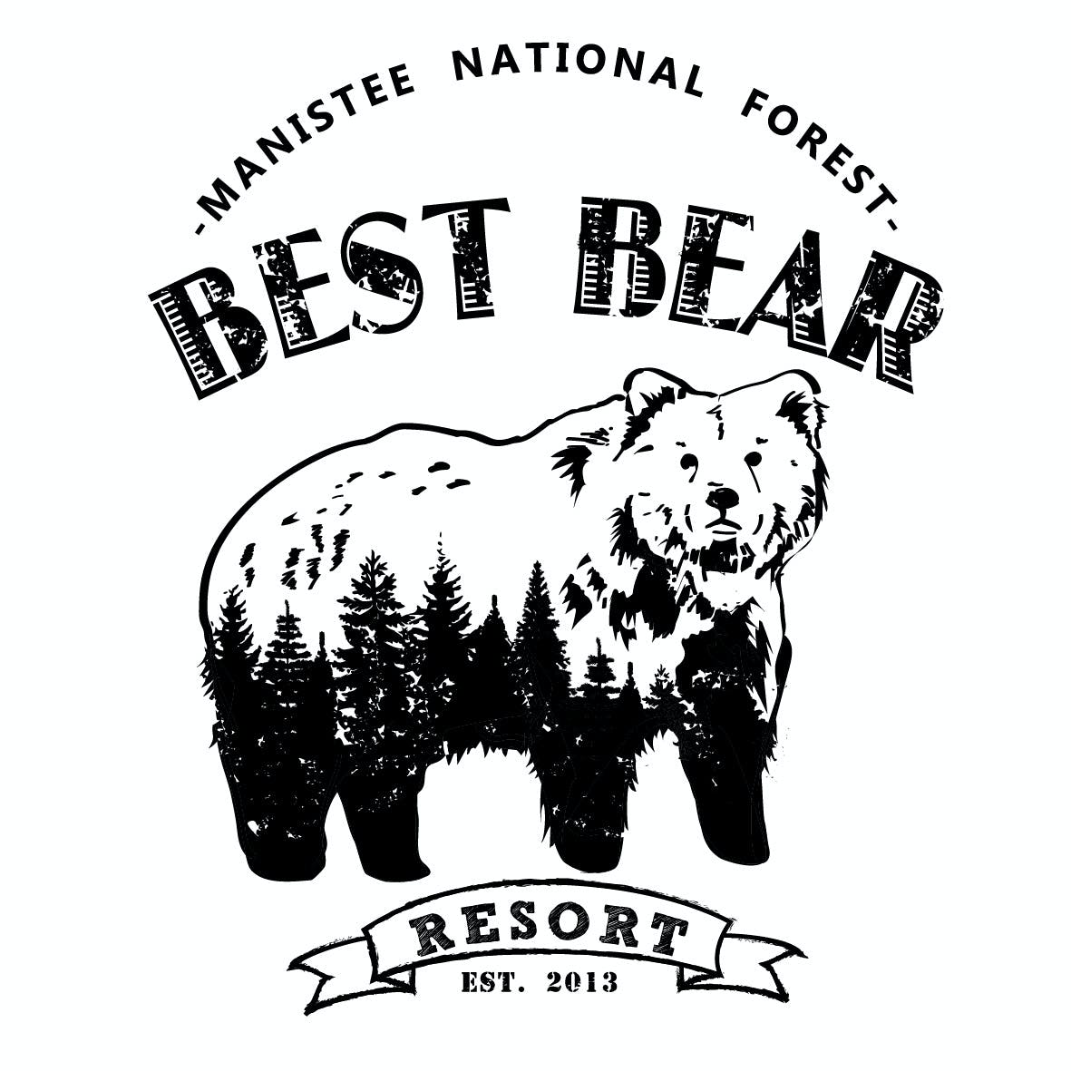 Logo Best Bear Lodge & Campground