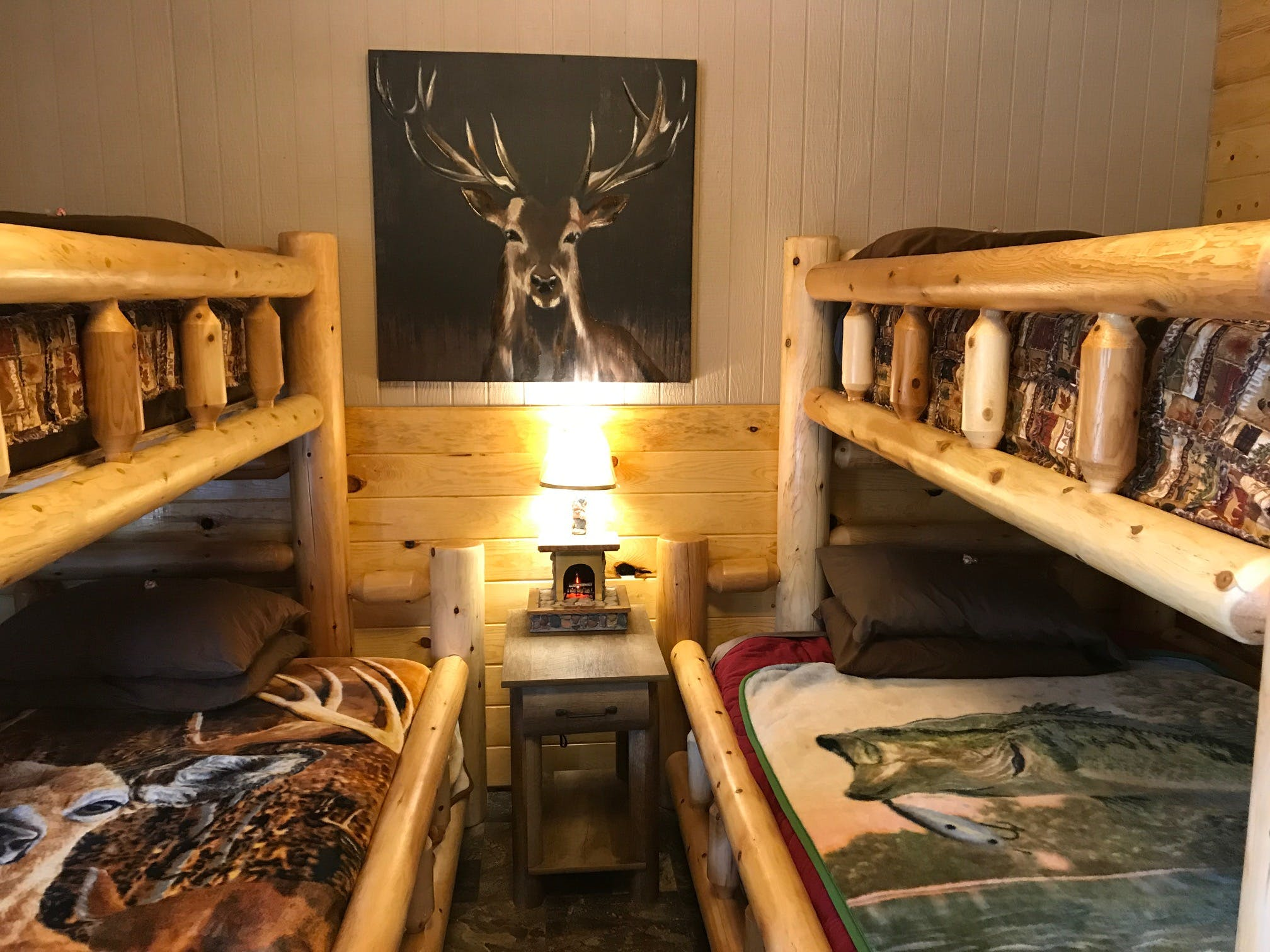 Beyond Yonder Cabin at Best Bear Lodge & Campground accommodations