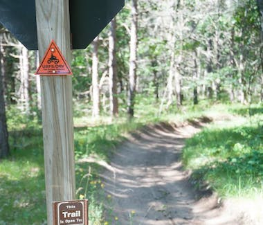 Best Bear Lodge & Campground have the best trails Baldwin, Michigan has to offer.