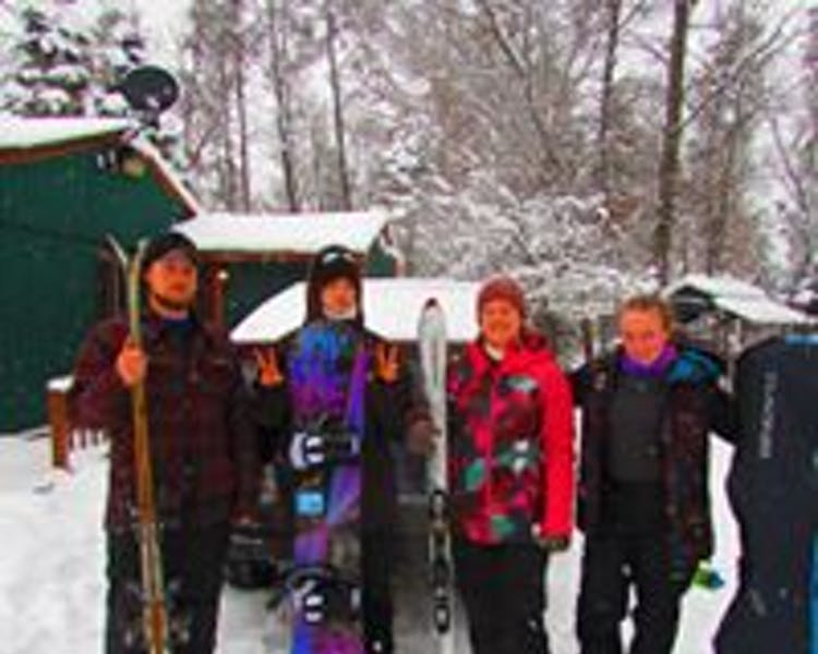 Skiing Best Bear Lodge & Campground Accommodations