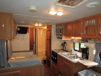 Forest River Cabin RV