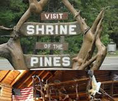 Shrine of the Pines, Baldwin Michigan