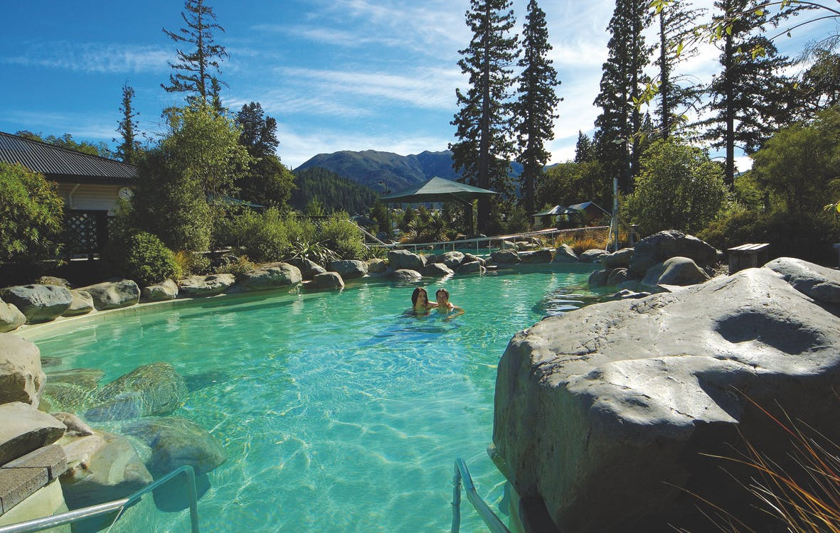Thermal Pools