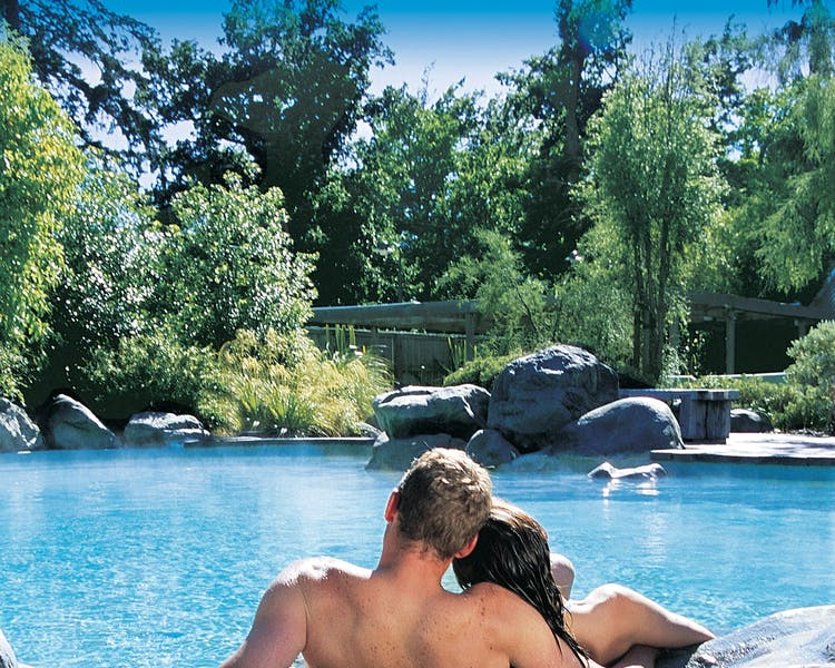 Relax in the Thermal Waters