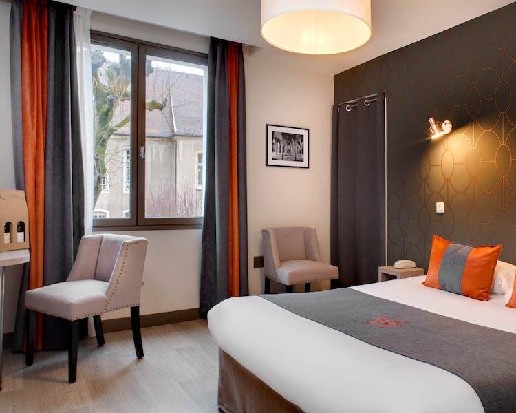 hotel spa les mouettes official website hotel. Black Bedroom Furniture Sets. Home Design Ideas