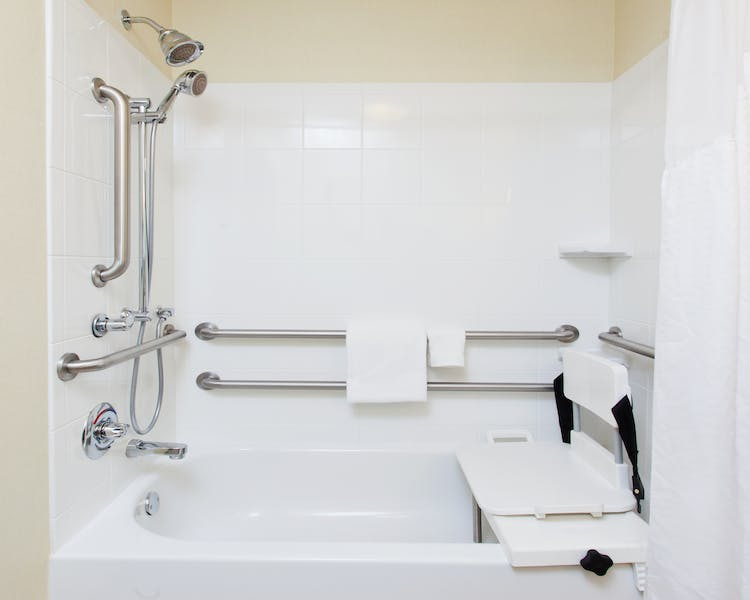 ADA Accessible Tub