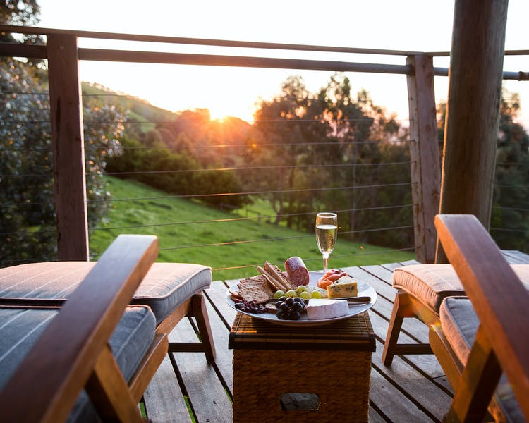 Sit back and relax at Tandara Anderley in Gippsland