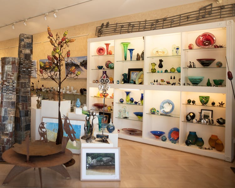 Town and Country Gallery Yarragon is a must see for your visit