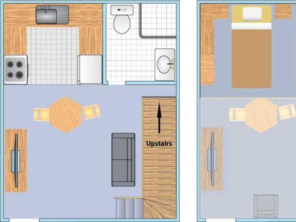 Family Apartment Floor Plan